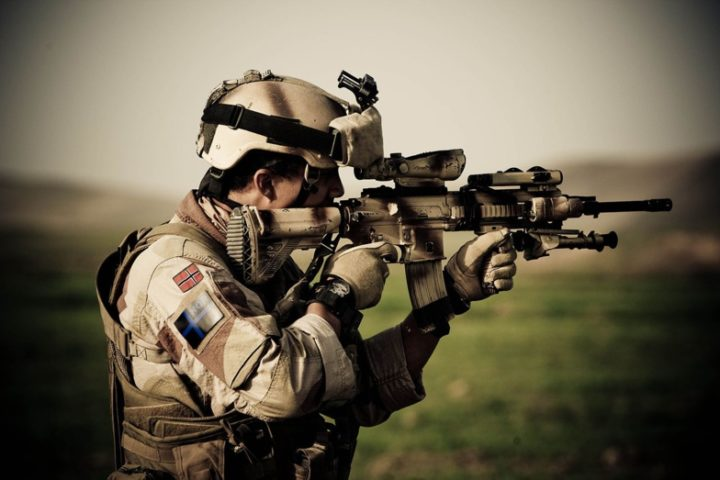 12.000 fusils HK416 commandés avant la fin de l'année